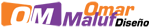 Logotipo Omar Maluf   Diseño Web