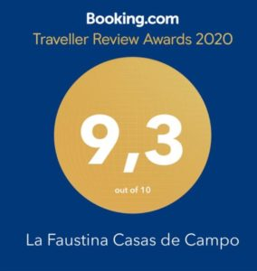 Premio Booking La Faustina
