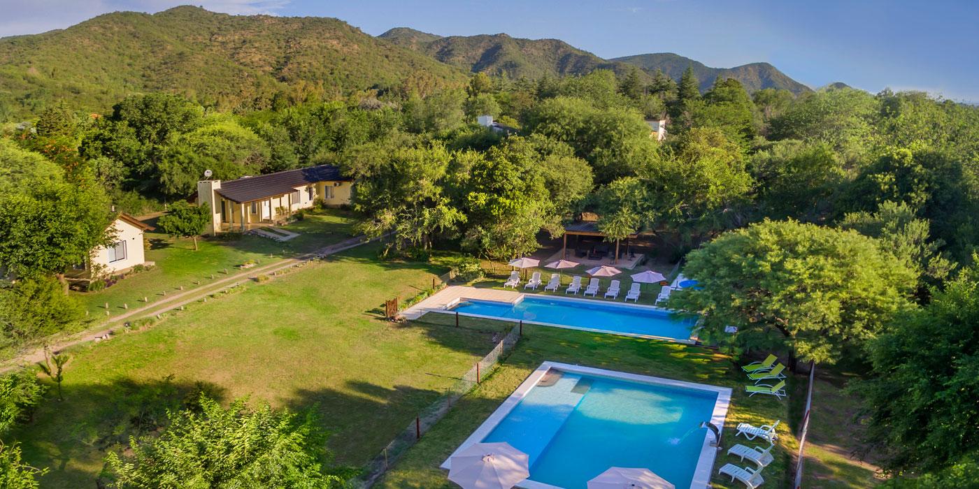 La Faustina Casas de Campo piscinas